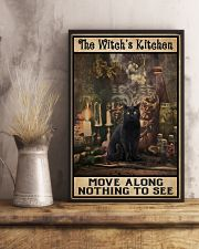 The Witch's Kitchen Black Cat 16x24 Poster lifestyle-poster-3