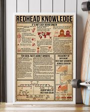 Redhead Knowledge 16x24 Poster lifestyle-poster-4