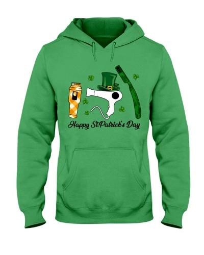 Barber Happy St Patrick's Day