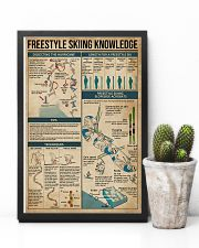 Freestyle Skiing Knowledge 11x17 Poster lifestyle-poster-8