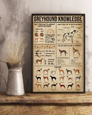 Greyhound Knowledge 11x17 Poster lifestyle-poster-3