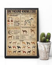 Greyhound Knowledge 11x17 Poster lifestyle-poster-8