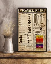 Blacksmith Knowledge  16x24 Poster lifestyle-poster-3