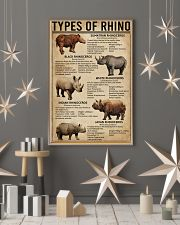 Types Of Rhinoceros 11x17 Poster lifestyle-holiday-poster-1