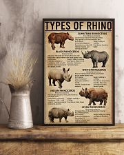 Types Of Rhinoceros 11x17 Poster lifestyle-poster-3