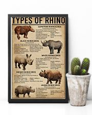 Types Of Rhinoceros 11x17 Poster lifestyle-poster-8
