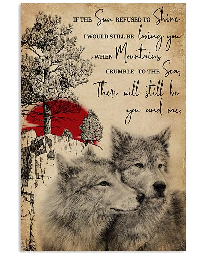There Will Still Be You And Me Wolf