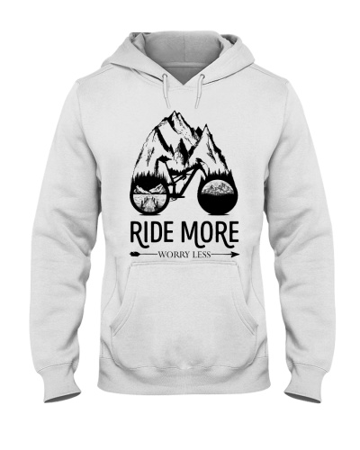 Ride More Worry Less Cycling