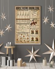 Horse Riding Knowledge 11x17 Poster lifestyle-holiday-poster-1