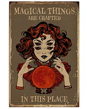Magical Things Are Crafted In This Place 11x17 Poster front