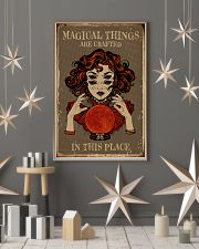 Magical Things Are Crafted In This Place 11x17 Poster lifestyle-holiday-poster-1