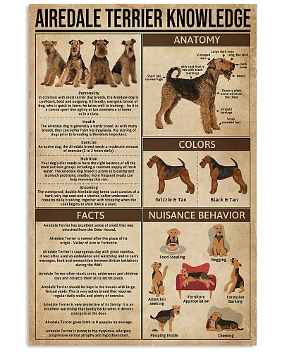 Airedale Terrier Knowledge