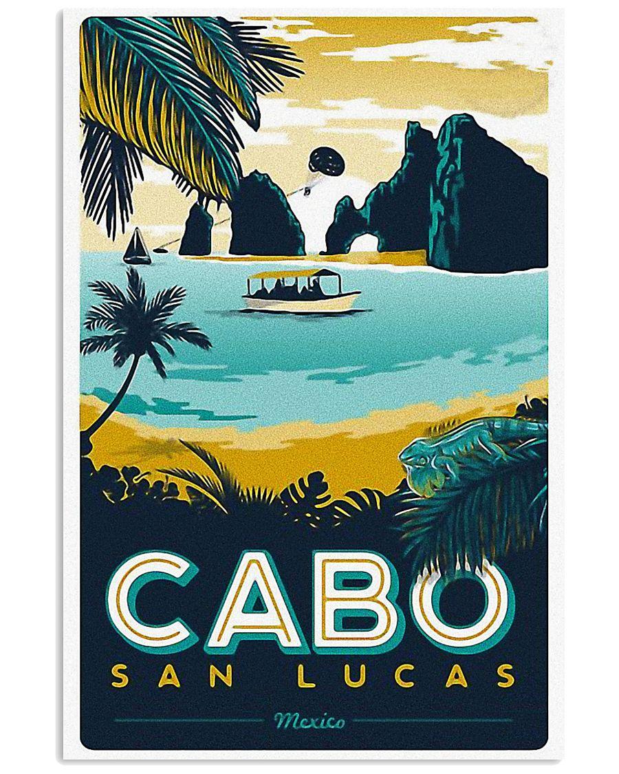 Vintage Travel Cabo San Lucas 16x24 Poster