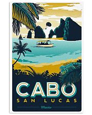 Vintage Travel Cabo San Lucas 16x24 Poster front