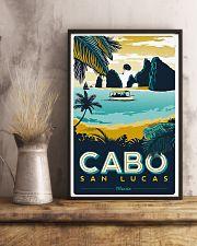 Vintage Travel Cabo San Lucas 16x24 Poster lifestyle-poster-3