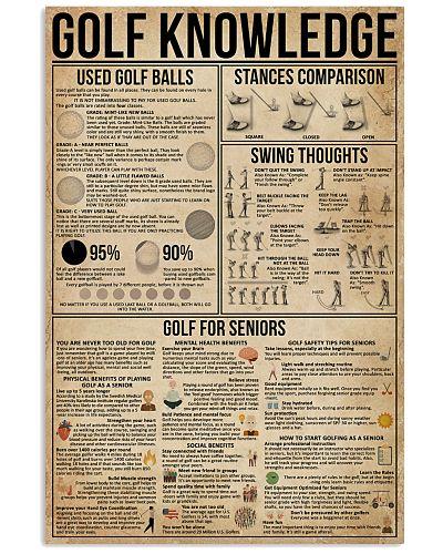 Golf Knowledge
