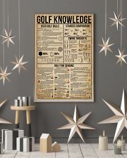 Golf Knowledge 16x24 Poster lifestyle-holiday-poster-1