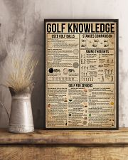 Golf Knowledge 16x24 Poster lifestyle-poster-3
