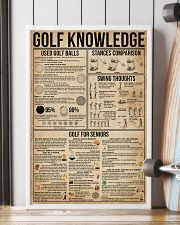 Golf Knowledge 16x24 Poster lifestyle-poster-4