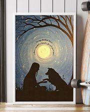 I Found Your Paw Shetland Sheepdog 16x24 Poster lifestyle-poster-4