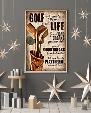 Golf Is Closet Game To Game 11x17 Poster lifestyle-holiday-poster-1