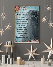 Advice From A Cane Corso 11x17 Poster lifestyle-holiday-poster-1