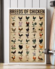 Breeds Of Chickens 16x24 Poster lifestyle-poster-4
