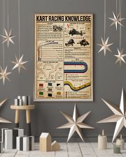 Kart Racing Knowledge 16x24 Poster lifestyle-holiday-poster-1