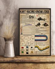 Kart Racing Knowledge 16x24 Poster lifestyle-poster-3