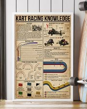 Kart Racing Knowledge 16x24 Poster lifestyle-poster-4