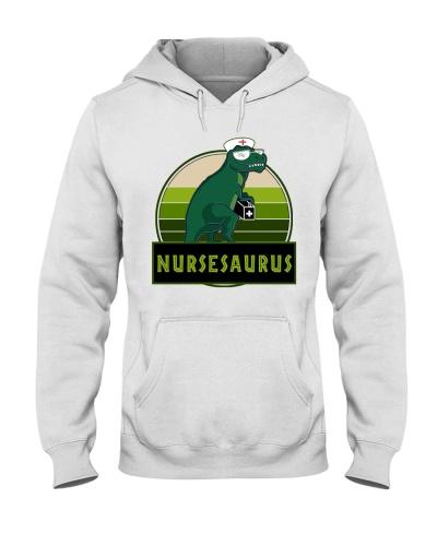 Nursesaurus Dinosaurus And Nurse