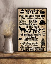 I Will Read Books Here Or There Reading Book 11x17 Poster lifestyle-poster-3
