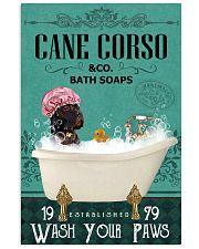 Green Bath Soap Company Cane Corso 11x17 Poster front
