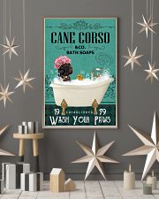 Green Bath Soap Company Cane Corso 11x17 Poster lifestyle-holiday-poster-1