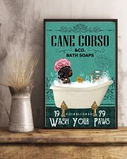 Green Bath Soap Company Cane Corso 11x17 Poster lifestyle-poster-3