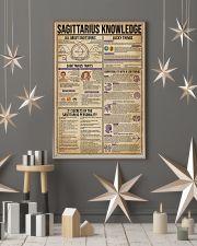 Sagittarius Knowledge Zodiac 11x17 Poster lifestyle-holiday-poster-1