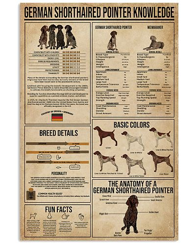 German Shorthaired Pointer Knowledge