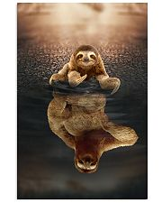 Sloth Believe In Yourself 11x17 Poster front