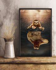 Sloth Believe In Yourself 11x17 Poster lifestyle-poster-3