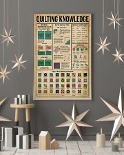 Quilting Knowledge 11x17 Poster lifestyle-holiday-poster-1