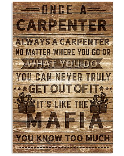 Once And Always Carpenter