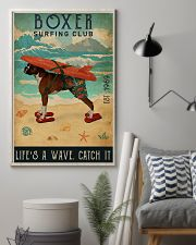 Surfing Club Boxer 16x24 Poster lifestyle-poster-1