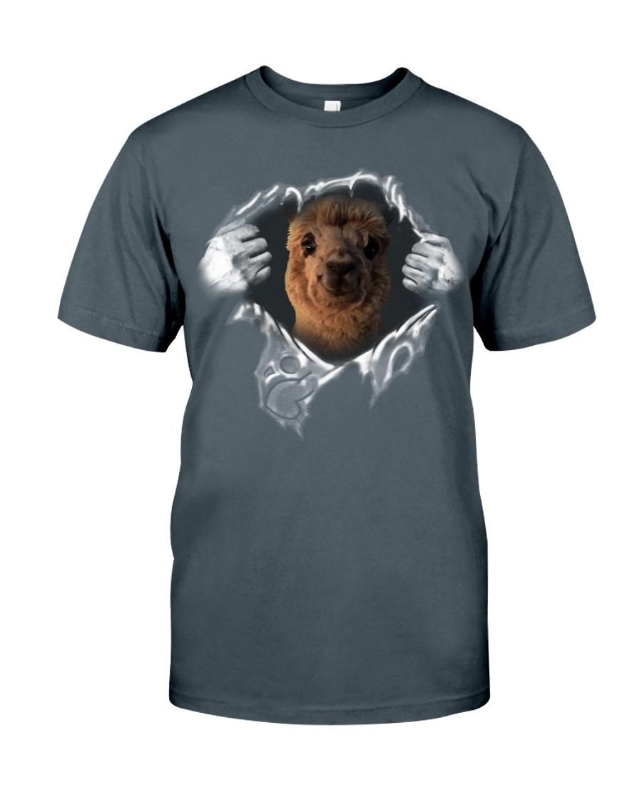 Xray Alpaca Classic T-Shirt