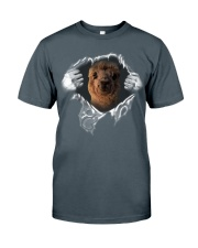 Xray Alpaca Classic T-Shirt front