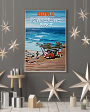 Home Is Where We Park It Surfing 16x24 Poster lifestyle-holiday-poster-1