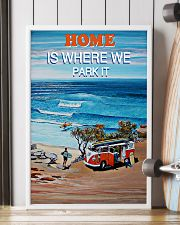 Home Is Where We Park It Surfing 16x24 Poster lifestyle-poster-4