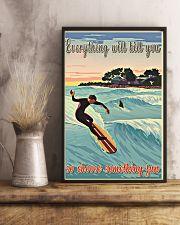 Choose Something Fun Surfing  16x24 Poster lifestyle-poster-3