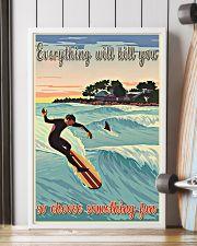 Choose Something Fun Surfing  16x24 Poster lifestyle-poster-4