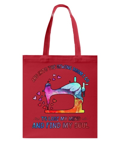 Sewing Colorful Find My Soul