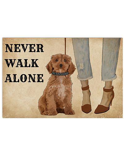 Heels Never Walk Alone Poodle